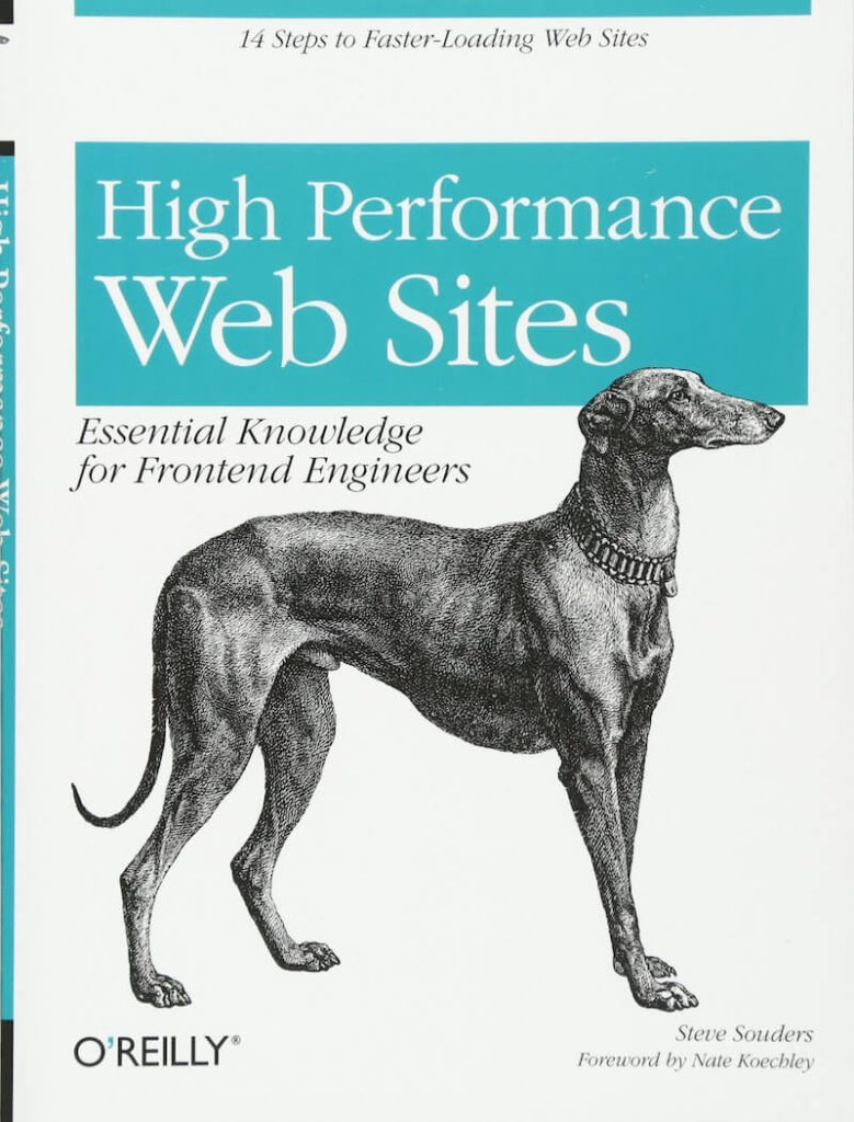 High Performance Web Sites Cover